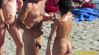 voyeur amador praia de nudismo câmera escondida milfs close up